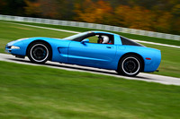 Car-Corvette-Lt/Blue