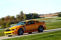 CAr-Mustang-Yellow NOV