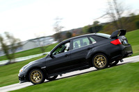 Car-STI-Black Gold Rims